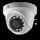 Видеокамера ST-2055, 2МР, купольная, уличная, AHD/TVI/CVI/Analog, ИК, 2,8mm (103гр), Металл+Пластик