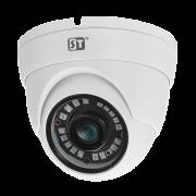 Видеокамера ST-2203, AHD, 2MP (1080p), купольная, ИК, 3,6 mm (82 гр.)
