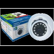 Видеокамера St-380D, цветная, купольная, уличного исполнения с ИК подсветкой, 1/3 CMOS, 3,6 (72гр)