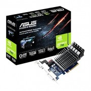 Видеокарта ASUS GeForce GT 710 Silent LP [710-1-SL] 1Gb 64bit DDR3