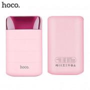 Внешний АКБ 10000 mAh Hoco B29 розовый