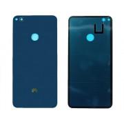 Задняя крышка Honor 8 Lite синяя 1 класс