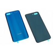 Задняя крышка Huawei Honor 10 (COL-L29) синяя (COPY)
