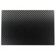 Защитная плёнка гидрогелевая Kstati, на заднюю часть, Карбон черная, 120*180 mm, XW-Black