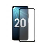 Защитное стекло Honor 20/20 Pro/Huawei Nova 5T/5i Pro Full матовое черное