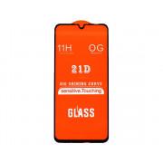 Защитное стекло Honor 20 Lite/20i Full (тех упак) черное