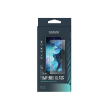 Защитное стекло Honor 7A Pro/7C/Y6 (2018)/Y6 Prime (2018) BoraSCO Full черное
