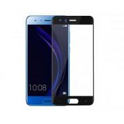 Защитное стекло Huawei Honor 9 Full (тех упак) черное