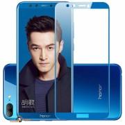 Защитное стекло Huawei Honor 9 Lite 5D Full синее