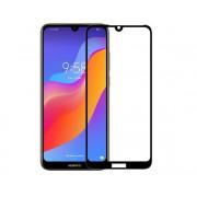 Защитное стекло Huawei Y6 2019/Y6 Prime 2019 Full (тех упак) черное