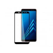 Защитное стекло Samsung A105F Galaxy A10 (2019)/M105F M10 2.5D Full (тех упак) черное