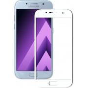Защитное стекло Samsung A320F Galaxy A3 (2017) 5D Full белое