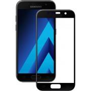 Защитное стекло Samsung A320F Galaxy A3 (2017) 5D Full черное