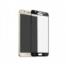 Защитное стекло Samsung J530F Galaxy J5 (2017) Full (тех упак) черное