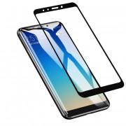 Защитное стекло Xiaomi Redmi 5 Plus 5D Full (тех упак) черное