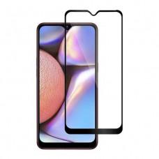 Защитное стекло для Samsung Galaxy A20s (SM-A207F/DS) П/П черное