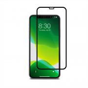Защитное стекло iPhone 11 ROFI Full черное