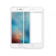 Защитное стекло iPhone 6/6S Full (тех упак) белое