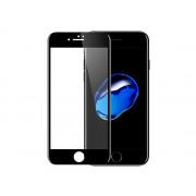 Защитное стекло iPhone 7/8 Plus Full (тех упак) черный