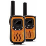 Набор портативных радиостанций Voxtel MR160 Twin чёрный