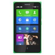 Смартфон - б/у - Nokia X Dual sim - 2сим, 3МП, 4Гб, 3G, Wi-Fi, Bluetooth, GPS, 1500 мА?ч