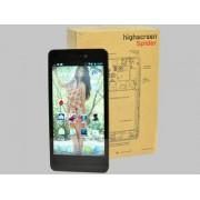 Смартфон Highscreen Spider - б/у, 1 сим, камера 8 МП, память 8Gb, 3G, 4G LTE, Wi-Fi, Bluetooth, GPS/ГЛОНАСС 2000 мАч