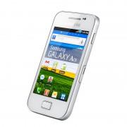 Смартфон Samsung Galaxy Ace GT-S5830 - б/у, 1 сим карта, камера 5 МП, память 4 Гб, SD, 3G, Wi-Fi, GPS, 1350 мА