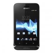 Смартфон Sony Xperia ST21i Tipo - б/у, 1 сим, камера 3,2 МП, память 512mb, 3G, Wi-Fi, Bluetooth, 1500 мАч