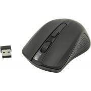 Беспроводная оптическая мышь Defender Accura MM-935 черная, 4 кнопок, 800-1600dpi, 52935