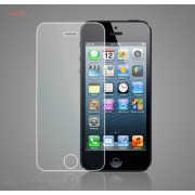 Защитное стекло iPhone 5 Awei (0.25мм) олеофобное покрытие, суперпрочное, гладкие края, в комплекте 6 предметов
