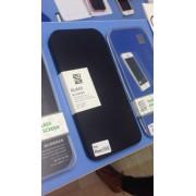 Защитное стекло iPhone 5 в черном блистере (0.26мм, максимальная защита дисплея, гладкие края, олеофобное покрытие